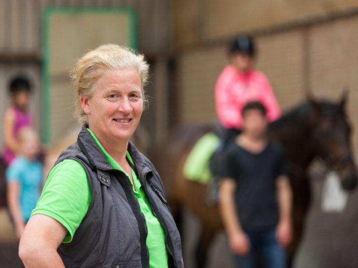 Nieuwe bodem voor plezierig en veilig paardrijden