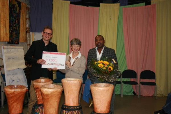 Stichting Mudanthe-bijdrage stichting voor elkaar-unive verzekeringen