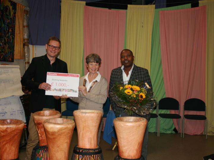 Stichting Mudanthe uit Apeldoorn