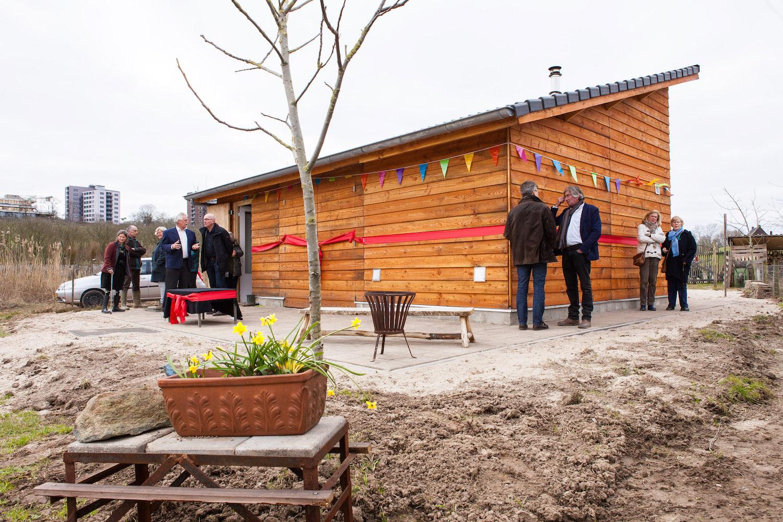 Stichting voor Elkaar-Unive-donatie project-De Wielewaal-1-1-unive verzekeringen-Univé Stad en Land