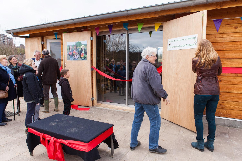 Stichting voor Elkaar-Unive-donatie project-De Wielewaal-1-5-unive verzekeringen-Univé Stad en Land