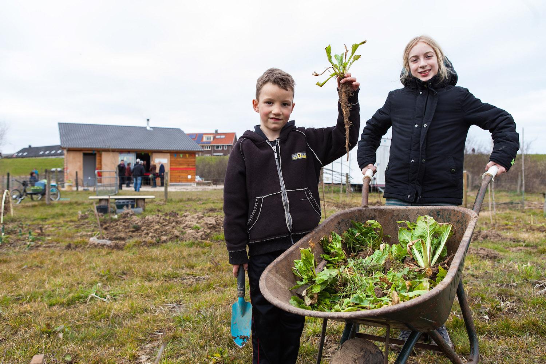 Stichting voor Elkaar-Unive-donatie project-De Wielewaal-1-8- stichting voor elkaar-unive verzekeringen--unive verzekeringen-Univé Stad en Land