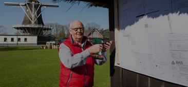 boren-kaart-donatie--project-steun-financiele steun-stichting voor elkaar-unive verzekeringen-unive verzekeringen-Univé Stad en Land