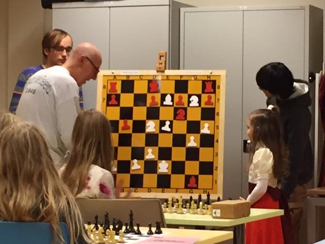 SMB schaakvereniging – Nijmegen