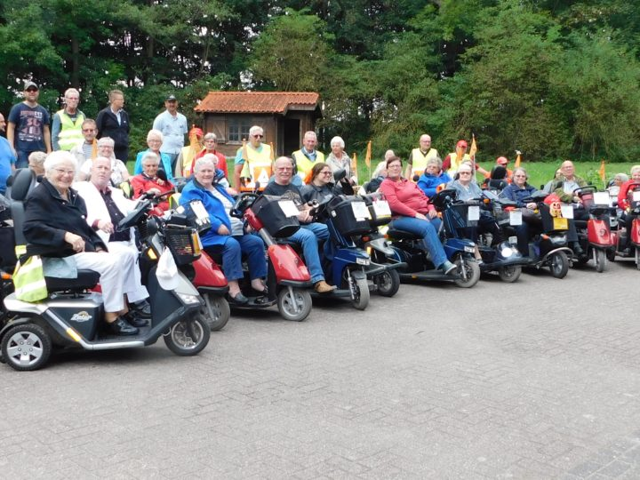 Scootmobielvereniging De Deventer Stokvisrijders – Deventer