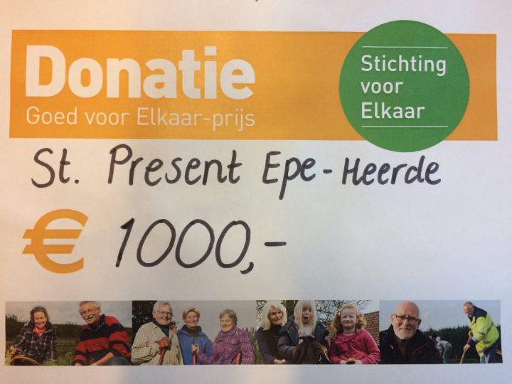 Stichting Present Epe/Heerde – Vaassen