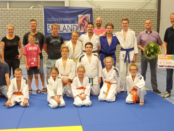 Judomatten voor Judovereniging Salland!