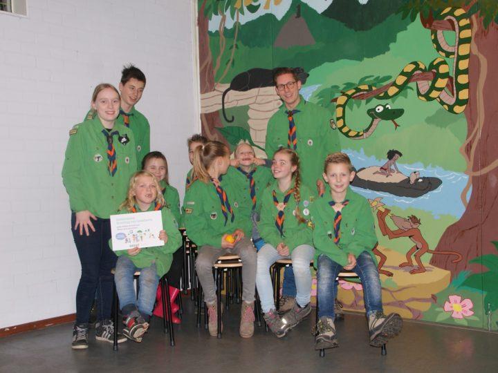 Krukjes voor Scoutinggroep Isendoorn Vaassen