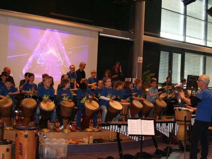 KinderTshirts voor West Arnhemsche Muziekvereeniging