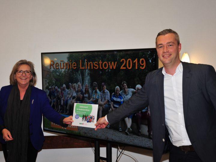 Nieuw tv-scherm en meer voor Stichting MeeReizen Borne